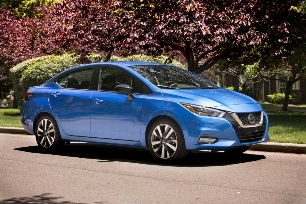 The 10 Best Affordable New Cars Under $20,000 According to TrueCar