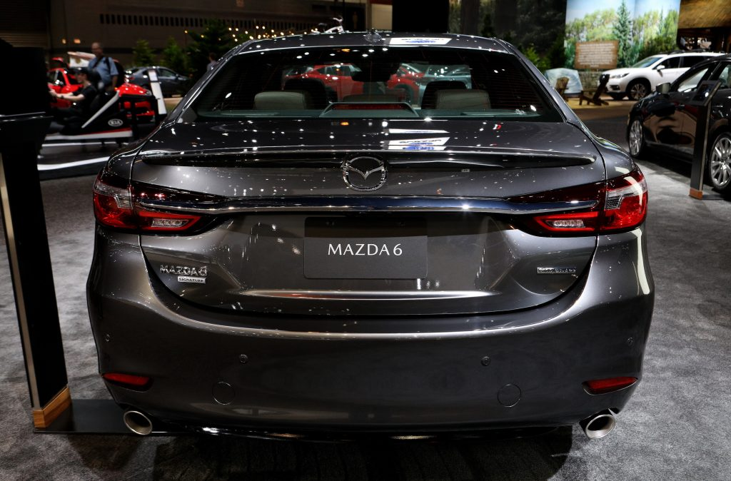 The 2021 Mazda6 Combines Safety With Really Engaging Performance