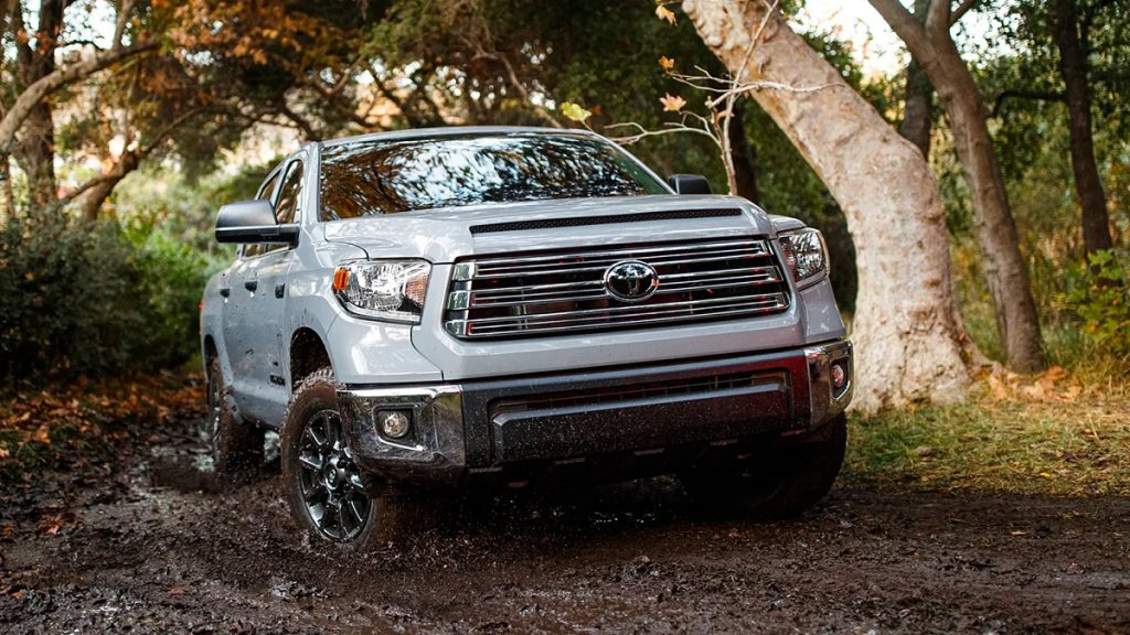 The Toyota Tundra Was the Worst Best Pickup Truck for 2021