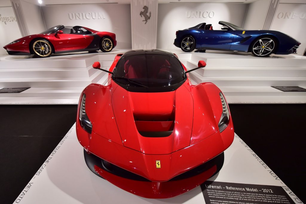 Multimillionaire Ferrari Collector David Lee Revealed How He Broke the Rules to Get a LaFerrari